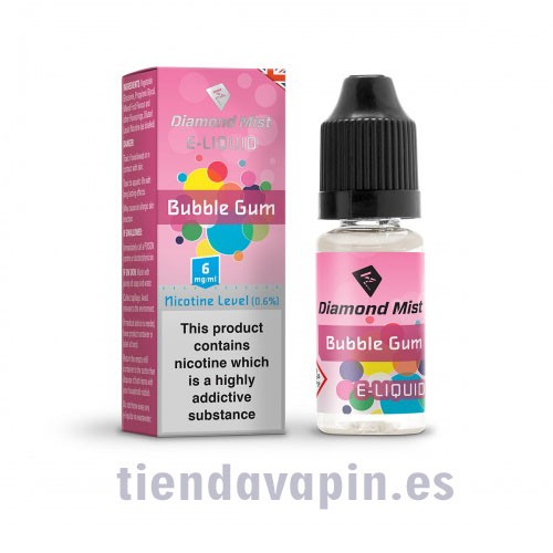chicle Diamond Mist 10ml