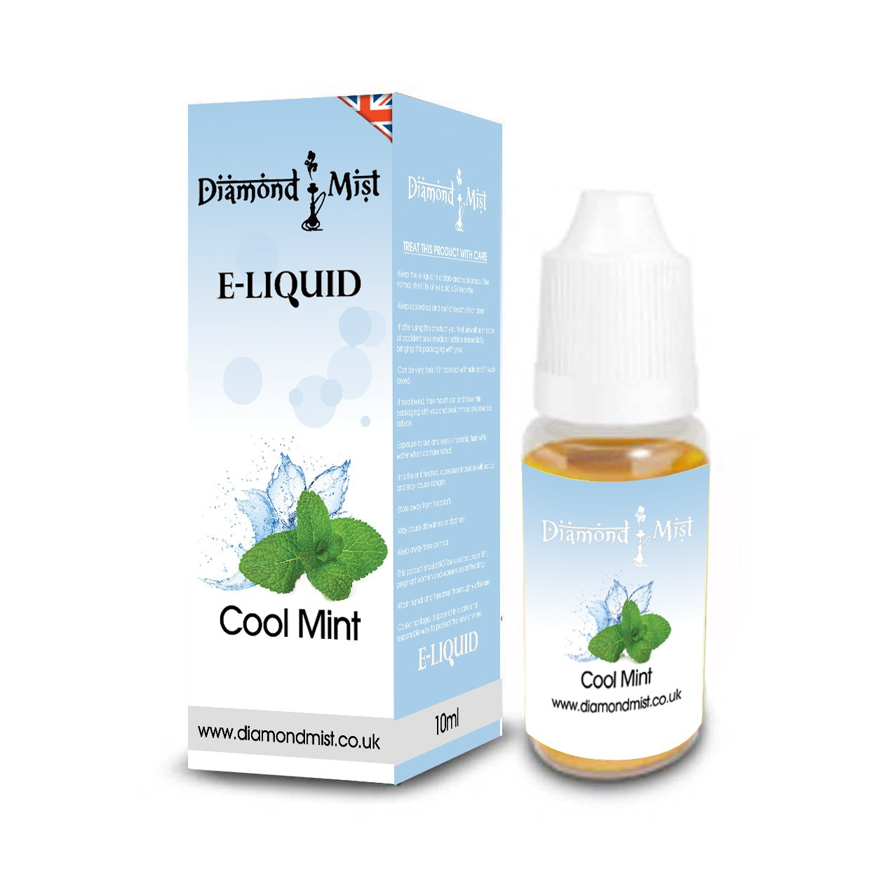 COOL MINT Diamond Mist 10ml