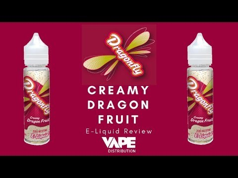 Dragonfly Creamy Dragon Fruit 50ml ELiquid