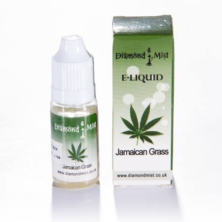 JAMAICAN GRASS Diamond Mist 10ml