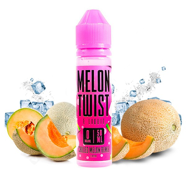 MELON TWIST  chilled melon remix 50ML ELIQUID