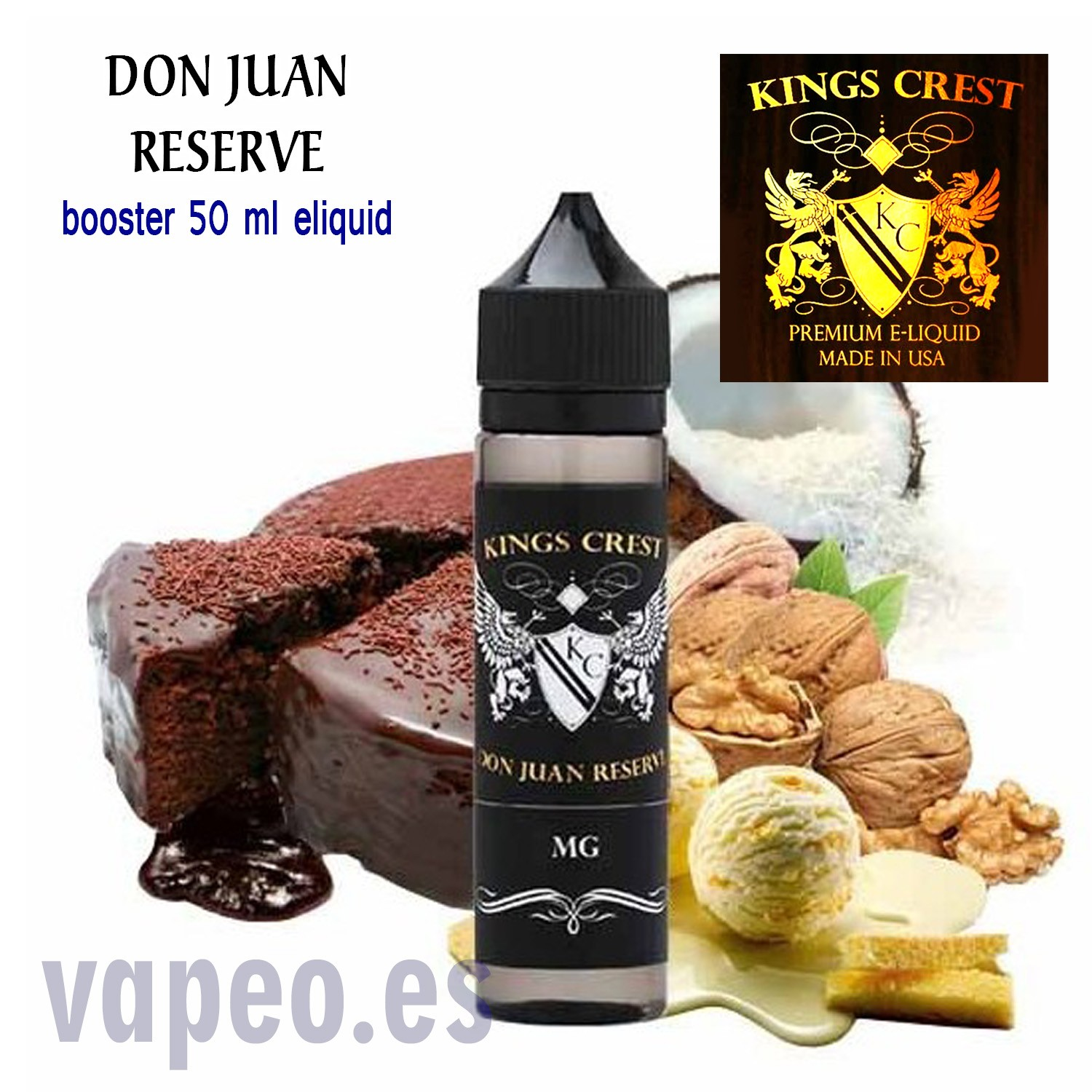 DON JUAN RESERVE KING CREST