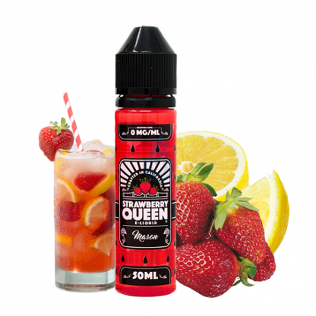 Strawberry Queen Mason 50ml eliquid