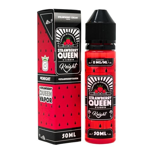 strawberry queen knight 50ML eliquid