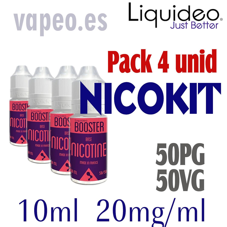 NICOKIT 20MG 10ML - LIQUIDEO BOOSTER