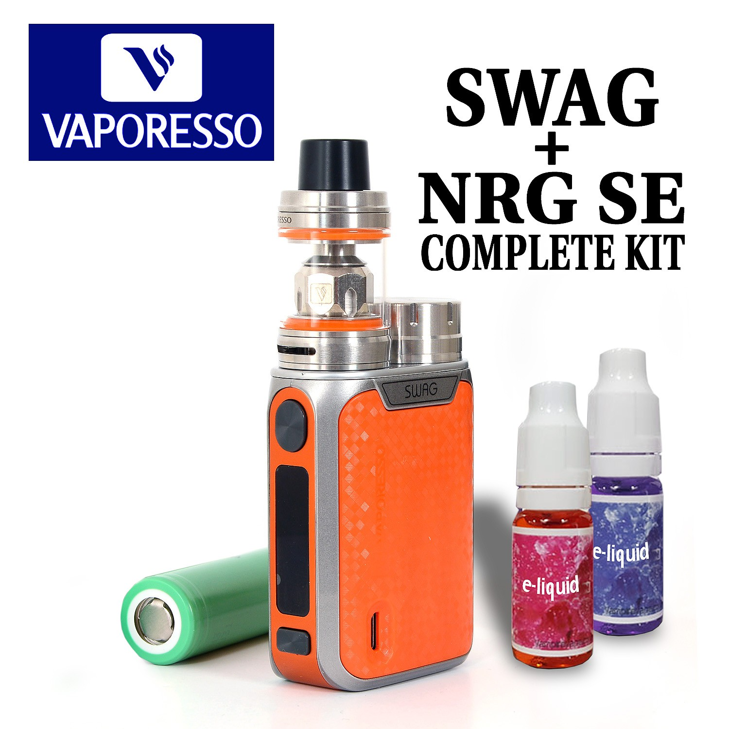 vaporesso swag 80w complete kit