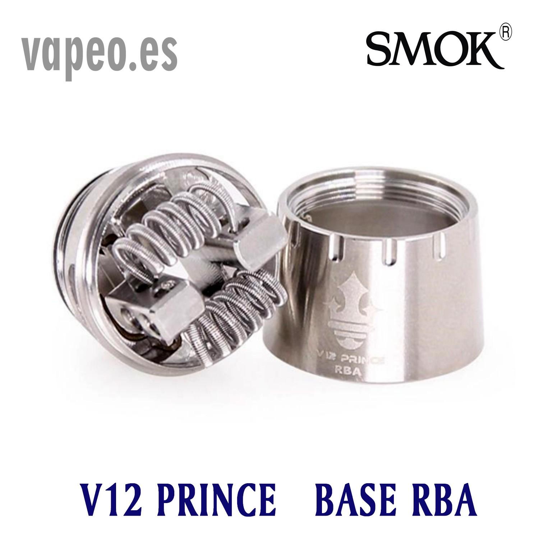 RBA V12 prince tank SMOK