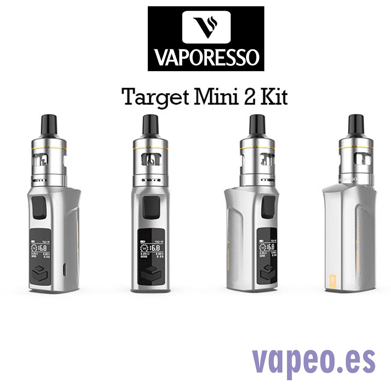 TARGET MINI II MOD+VM TANK- KIT PLATA VAPORESSO