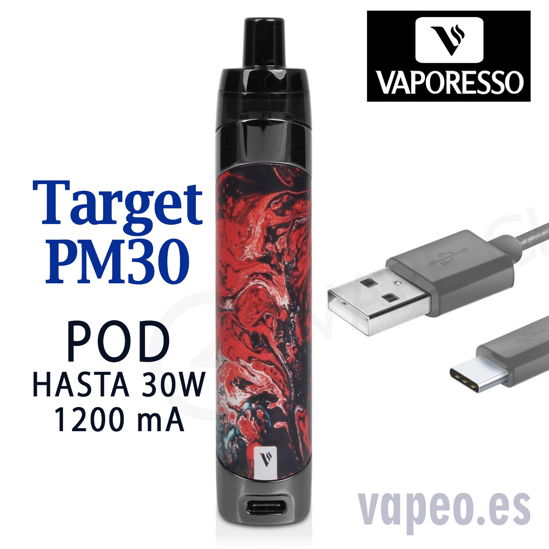 Vaporesso target pm 30 kit de vapeo