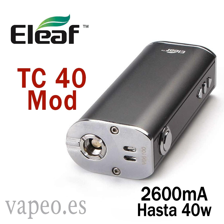 iSTICK tc40 MOD  ELEAF
