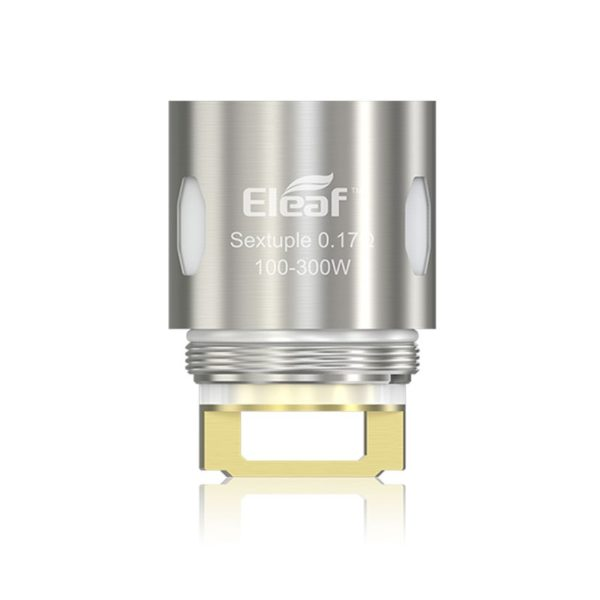 ATOMIZER HEAD ES SEXTUPLE 0.17OHM ELEAF